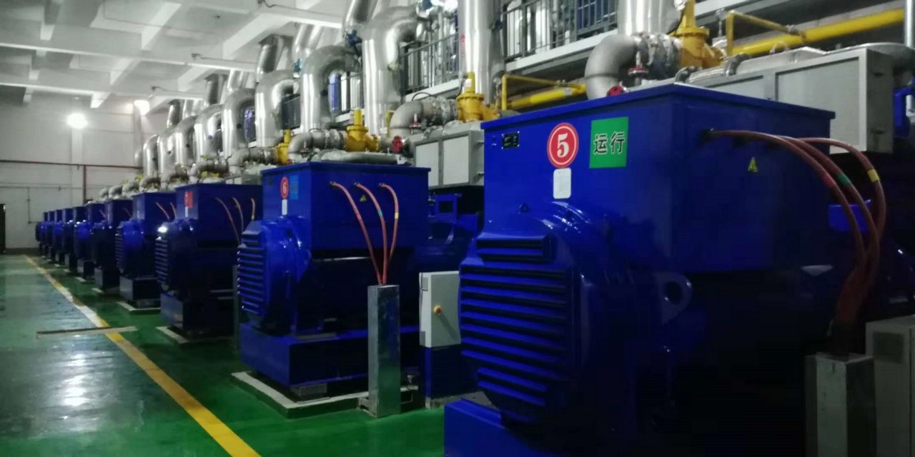 Yanquan coalbed power plant - China