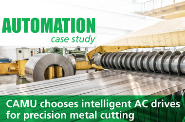 AC Drives precision metal cutting