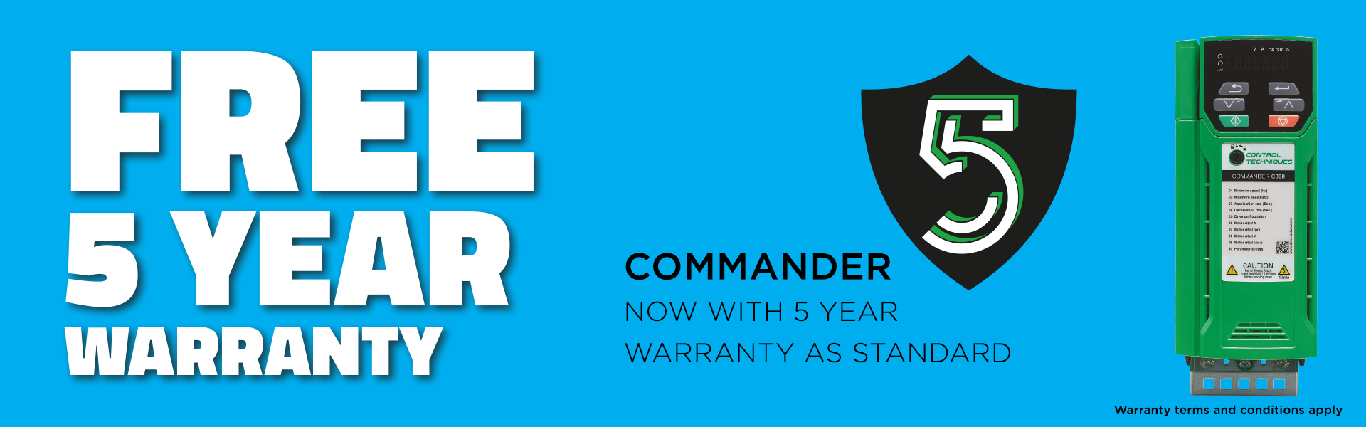 commander-c-vfd-drives-5-year-warranty