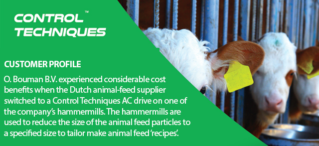 Time energy and cost savings for animal feed suppliers with automation solutions