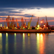 servo drives and solutions for Port Cranes