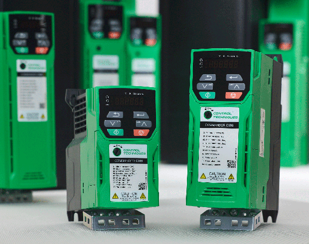 Commander general purpose low voltage AC drives