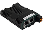 MCi210 System Integration Module with a dual port Ethernet