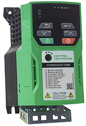 commander c200 hvacr variable frequency drives