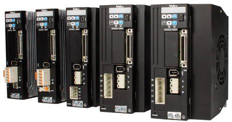 Digitax-SF-servo-drives
