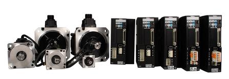 servo package Digitax SF Drive and Motor