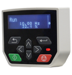Remote Keypad for Variable Speed Drives