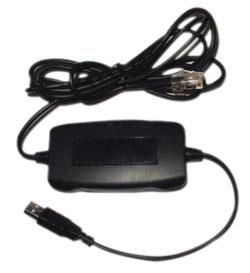 USB serial comms lead