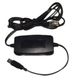 USB serial comms lead