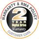 Warranty RMA Requests