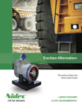 Mining Traction Alternators