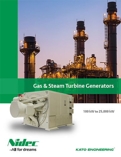 Gas and Steam Turbine Generators