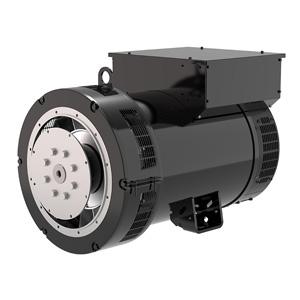Leroy-Somer TAL 46 industrial alternator