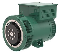 Leroy-Somer alternator LSA 46.3