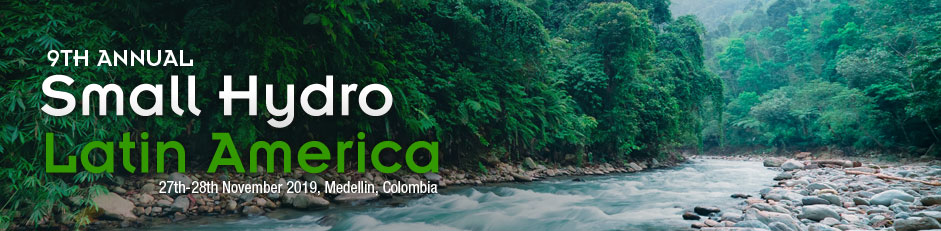 Small Hydro Latin America 2019