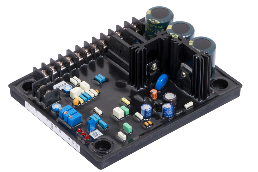 Автоматический регулятор напряжения R180