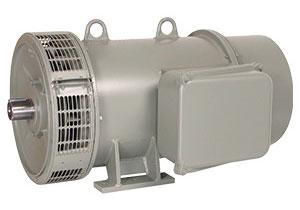 400 Hz Alternators For Aviation Ground Power Units Generator