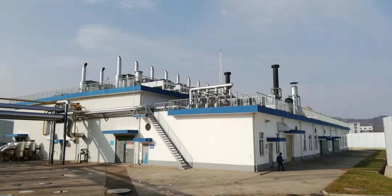Yangquan Coalbed Methane power plant