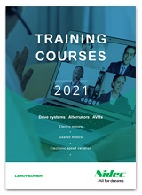 Leroy-Somer Training Courses 2019
