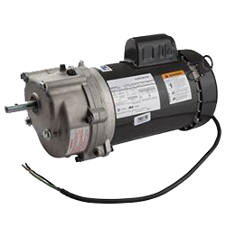 Merkle Korff Industries 24 VCD Motor New