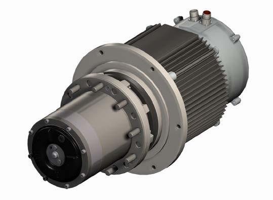 EV Traction Motor - Motion Control