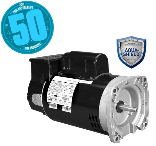 Aqua-Shield Pool Motor