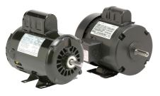 FHP and IHP Single Phase compressor motors