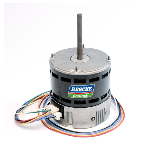 Our Reliable HVAC RESCUE Motors Help Save Time & Money | Rescue Blower Motor Wiring Diagram |  | Nidec Motor Corporation