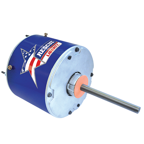 Our Reliable HVAC RESCUE Motors Help Save Time & Money